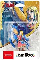 Nintendo Amiibo Zelda Zelda e Solcanubi