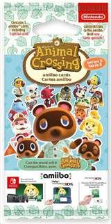 Nintendo Carte Amiibo Animal Crossing - Serie 5