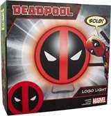Paladone Paladone Lampada Marvel Logo Deadpool