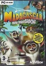 Activision Blizzard PC Madagascar Mini-Maxi Giochi