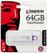 Kingston Kingston Pendrive USB 3.0 64GB DTIG4/64GB
