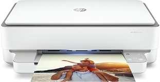 HP HP Stampante Multifunzione Serie Envy 6020 5SE16B 3in1 Wi-Fi Dual-Band, USB 2.0