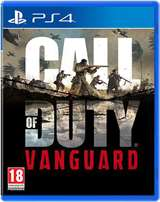Activision Blizzard PS4 Call of Duty VANGUARD
