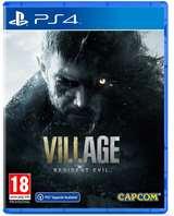 Capcom PS4 Resident Evil Village EU