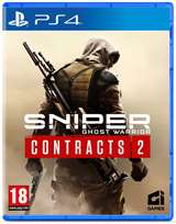 CI Games PS4 Sniper Ghost Warrior Contracts 2