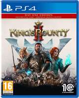 Deep Silver PS4 King's Bounty II Day One Edition