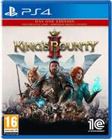Deep Silver PS4 King's Bounty II Day One Edition EU
