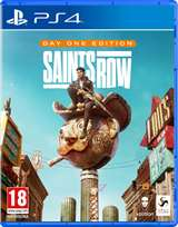 Deep Silver PS4 Saints Row Day One Edition