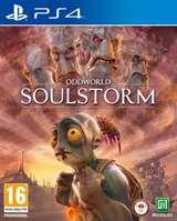 Microids PS4 Oddworld: Soulstorm D1 Version Steel Book