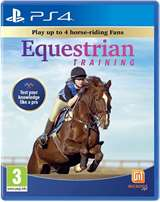 Microids PS4 Equestrian Training