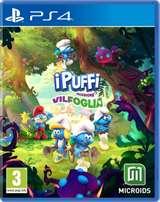 Microids PS4 I Puffi: Missione Vilfoglia - Edizione Puffosissima