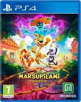 Microids PS4 Marsupilami - Hoobadventure
