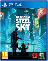 Microids PS4 Beyond a Steel Sky