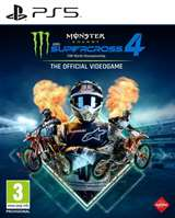 Milestone PS5 Monster Energy Supercross 4