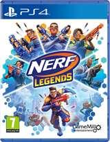 Maximum Games PS4 NERF Legends