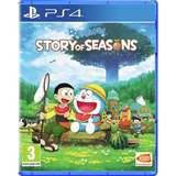 Bandai Namco PS4 Doraemon Story of Seasons EU
