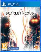 Bandai Namco PS4 Scarlet Nexus EU