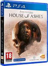 Bandai Namco PS4 The Dark Pictures Anthology: House of Ashes