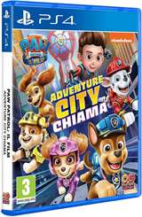 Outright Games PS4 Paw Patrol Il Film Adventure City Chiama
