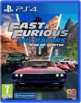 Outright Games PS4 Fast & Furious Spy Racers Il Ritorno della SH1FT3R