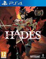 Private Division PS4 Hades