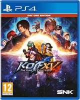 SNK PS4 The King of Fighters XV - Day One Edition