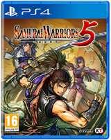 Koei Tecmo PS4 Samurai Warriors 5
