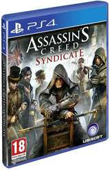 Ubisoft PS4 Assassin's Creed Syndicate
