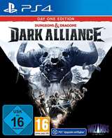 Wizards of The Coast PS4 Dungeons & Dragons: Dark Alliance - Day One Edition EU