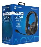 PDP PS5 PDP LVL50 Wireless Headset PS4/PS5 Black