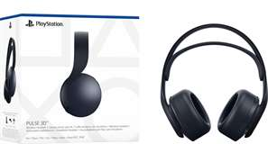 Sony Computer Ent. PS5 Cuffie Wireless PULSE 3D Midnight Black