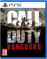 Activision Blizzard PS5 Call of Duty VANGUARD