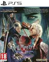 Capcom PS5 Devil May Cry 5 Special Edition