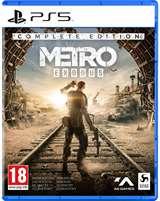 Deep Silver PS5 Metro Exodus Complete Edition