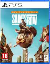 Deep Silver PS5 Saints Row Day One Edition
