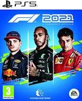 Electronic Arts PS5 F1 2021 EU