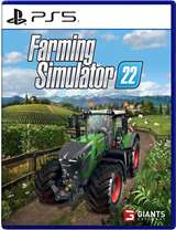 Focus Home PS5 Farming Simulator 22 Day One Edition