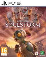Microids PS5 Oddworld: Soulstorm D1 Version Steel Book