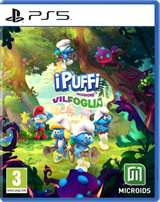Microids PS5 I Puffi: Missione Vilfoglia