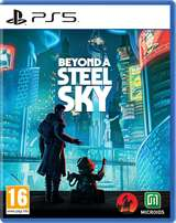 Microids PS5 Beyond a Steel Sky