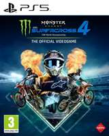 Milestone PS5 Monster Energy Supercross 4 EU