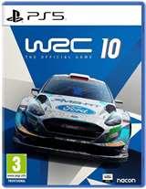 Nacon PS5 WRC 10