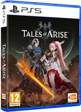 Bandai Namco PS5 Tales of Arise