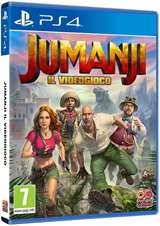 Bandai Namco PS5 Jumanji Il Videogioco