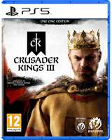 Paradox PS5 Crusader Kings III Console Edition (Day One Edition)