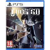 Sega PS5 Judgment
