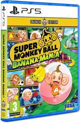 Sega PS5 Super Monkey Ball Banana Mania