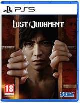 Sega PS5 Lost Judgment EU