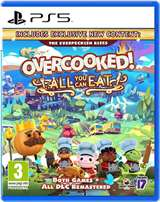 Sold Out PS5 Overcooked All You Can Eat