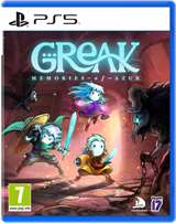 Sold Out PS5 Greak: Memories of Azur